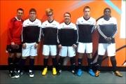 <h5>Metro London Futsal Club B Team 2014</h5>