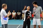 <h5>Soundball tennis training</h5>