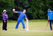 <h5>Metro devil bowler over arm bowl</h5>