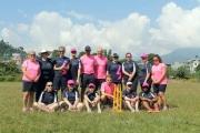 <h5>Womens Blind Cricket Team in Nepal - 3 Metro members</h5>