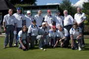 <h5>Bowls team Photo</h5>