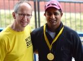 <h5>Gold medal winner of mens Track event</h5>