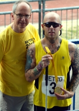 <h5>Medal winner Male track Event</h5>