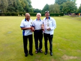 <h5>Metro Bowls Winners 2015</h5><p>Metro Bowls Winners 2015 where Harish won the cup and Amit came second Eric in the middle.</p>
