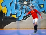 <h5>Watching the Ball - Lon B Goalkeeper Chris</h5>