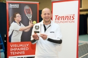 <p>NVITC 2015 - Photo © Tennis Foundation</p>