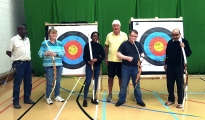 <h5>Archery Group photo 14 May 2017</h5><p>Archery Group photo 14 May 2017</p>
