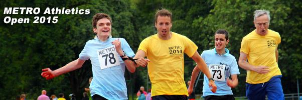 Metro Athletics Open 2014