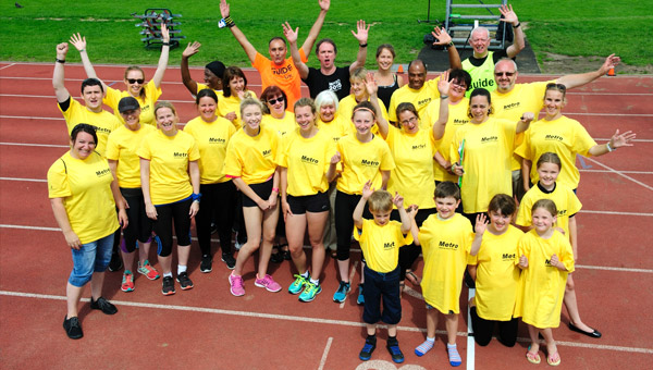Join us and our Fantastic Volunteers and Officials at the Athletics Open