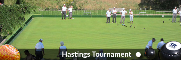 Bowls: Hasting Tournament - Photos: Alexandra Park Bowls Club - Creative Commons Licence