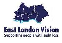 East London Vision logo