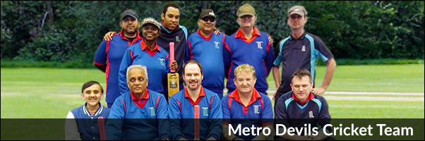 Metro Devils Cricket Team