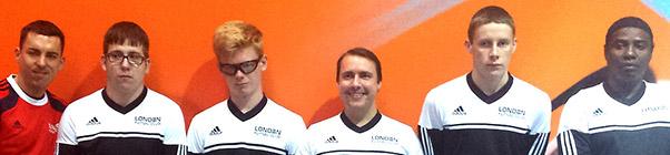 London Futsal Team B 2014