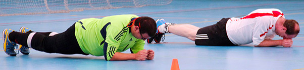 London Futsal A team Members Training - click to go to football gallery