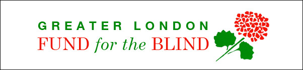 Greater London Fund for the Blind Logo