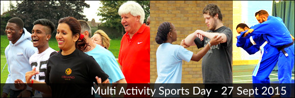 Multi Sports Events Day