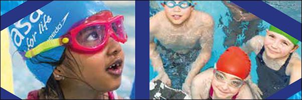 Free Swimming at Clapham organisers the ASA and Metro Clapham