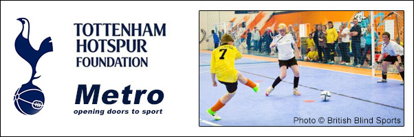 Weekly Futsal Session with Tottenham Hotspur