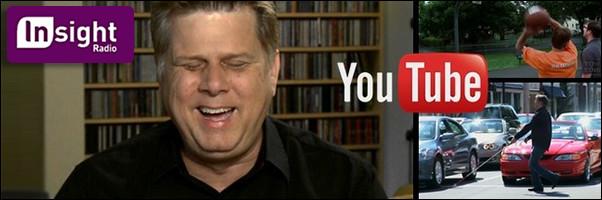 Blind YouTube Star Tommy Edison Talks to Insight Radio