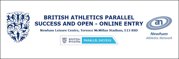 British Athletics Paralell Success and Open