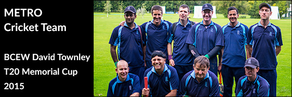 Metro Cricket Team T20 Cup