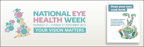 National Eye Health Week