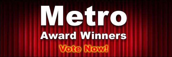 Metro Award Winners