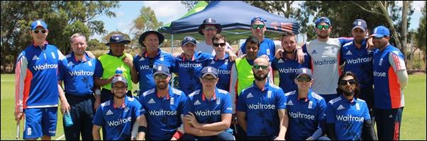 England VI secure T20 Australia series 2016 draw