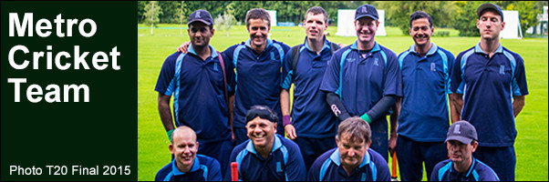Metro Cricket Team