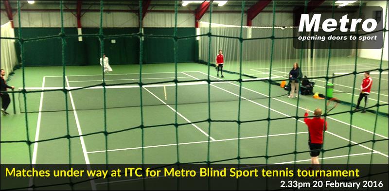 Metro Tennis Tournament 2016