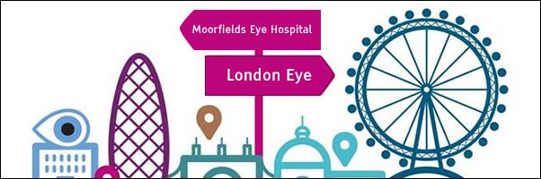 Moorfields Eye to Eye sponsored walk - 2016