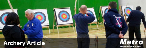 Archery Article Banner