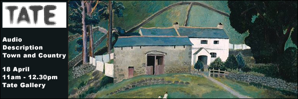 FREE tate Gallery - Audi Decription -Town and Country