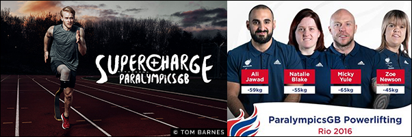 Supersharged Paralympic GB - 2016 Paralympic Games