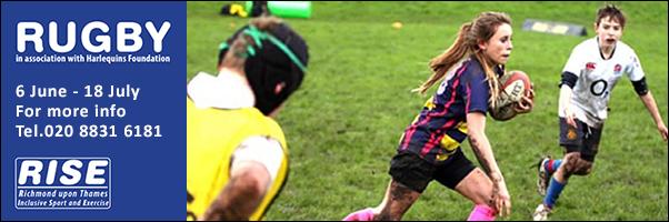 Inclusive Rugby RISE - Richmond