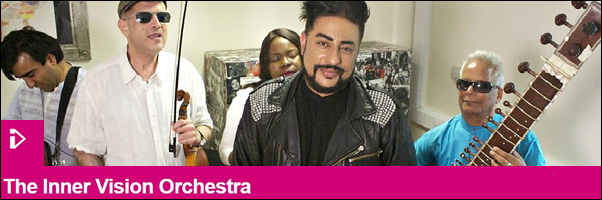 Inner Vision Orchestra on BBC-Music Day Bobby Friction show on the BBC