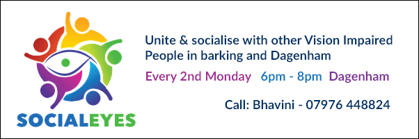 SocialEyes is a Social Group for Visually Impaired People