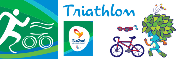 The first Paralympic Games triathlon competition is scheduled for Rio 2016