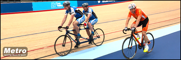 FREE Cycling at Lee Valley Velo Park Sunday 18th September