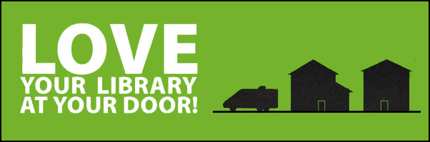 Warwickshire Home Library Service - Your library at your door!