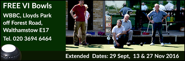 Bowls Dates extended at WBBC