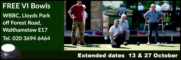 East London Bowls extended dates