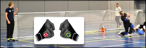 Goalball Goals & Eyeshades Suppliers photo