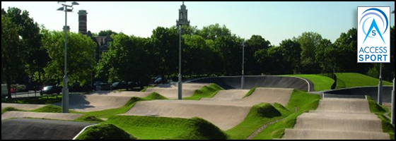 Wingz BMX Community Day Burgess Park!