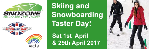 Skiing Taster day Snozone BBS and VICTA