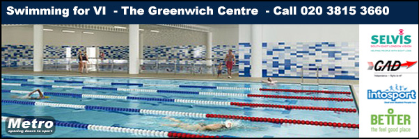Swimming in Greenwich 2017