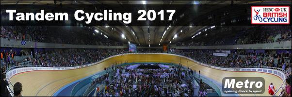 Tandem Cycling 2017