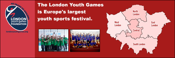 The London Youth Games is Europe's largest youth sports festivaL