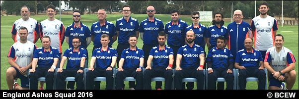 cricket ashes squad from 2016
