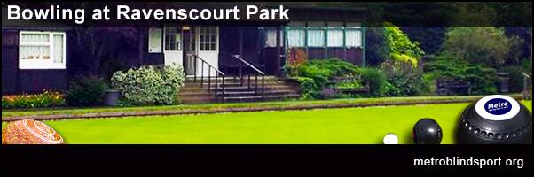 Bowling at Ravenscourt Park